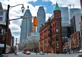 Downtown Toronto by PhilsPictures