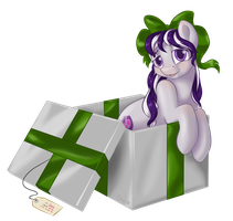 Commission - The Best Gift by StyxLady