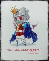 All Hail Starscream by MZ15