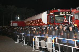 Aid convoy attacked Egypt 26 by ademmm