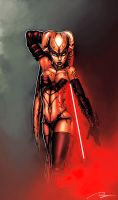 Darth Talon Final by TheDarkk13