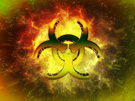 Toxic wallpaper by Groltard