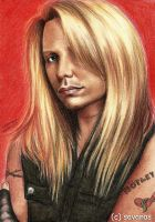 Vince Neil 4 by SavanasArt