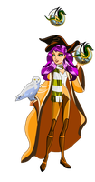 Wizard Student Dress Up 10 by TricksterGames