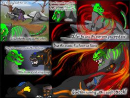 Birth of Evil Page 3 by MichelleLouiseS