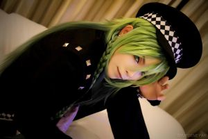 Amnesia cosplay by yuegene