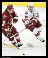Shane Doan by FideNullo