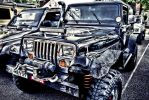 Jeep on HDR by jaro3001
