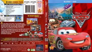 Cars 2 Blu Replacement Cover by stetsontalon