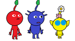 The Misfitted Pikmin by hershey990