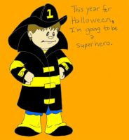 Binx the Fireman by danidarko96