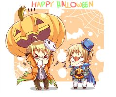 Happy Halloween by m-miron