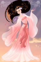 Air Dress up Game - Kimono by AzaleasDolls