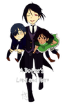 A Butler's Lord and Hero by LKeiko