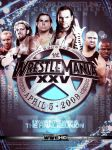 Wrestlemania XXV Poster 2 by TheNotoriousGAB