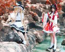 The Touhou project by studioK2