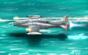 All planes, Launch your lances! by Waffle0708