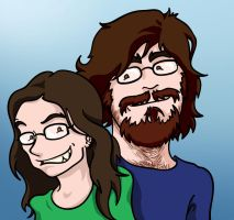 Em and Me by Dshotinthefacepirate
