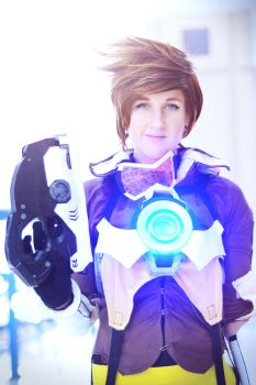 Metrocon 2016 Tracer by Spiritomb1231