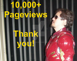 10K Pageviews by ScannerJOE