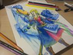 Zelda Skyward Sword by t-0mar