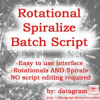 Rotational Spiralize Script by datagram