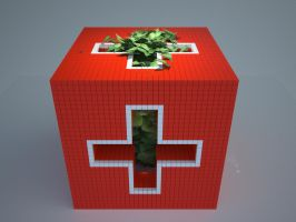 MB3D C4D Voxel by nic022