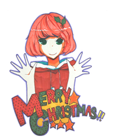 Merry Christmas 2010 by Purikko