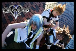 Kingdom Hearts II- Between by FightingDreamersPro