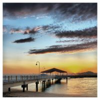 Redcliffe Pier 2 by gorkath
