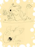 cute HTTYD skeches by J-C-P