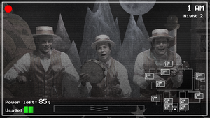 Five Nights at the Merryville Brothers by IamBonu