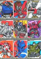 TF sketch cards set 01 by iq40