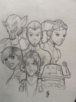 Star Wars: Rebels - Ghosts by JediKnight97