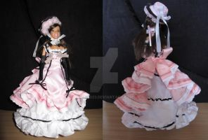 Barbie Ciel Ballgown by kara023