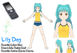 [Ref] Lily Casual 1 by DestinyFailsUs