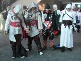 Youmacon 2011 - Assassin's Creed by ImperialWarrior6490