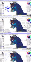 How i shade Tutorial by MoonTiger456