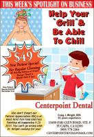 Centerpoint Dental Spa offer by Joe5art