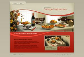 Village Vietnamien web site by neverdying