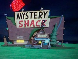 Gravity Falls items in disney infinity 2.0 #2Shack by portal2player