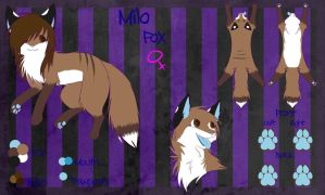 Milo Reference by Casper3703