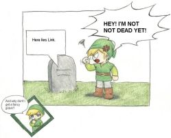 Link's Grave by MiniMM