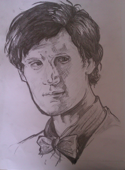 The Eleventh Doctor by TheLoyalLion