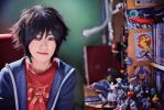 Big Hero 6 - Just A Kid / Hamada Hiro by TrustOurWorldNow