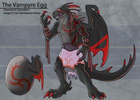 The Vampyre Egg by Ulario