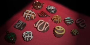Fimo Chocolates by gothic-ballerina