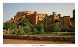 Ait Ben Haddou by Avaloniteaa