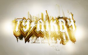 Ty Nikdy Label - Wallpaper 2 by buba-kl
