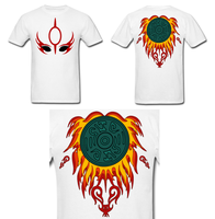 Okami Amaterasu T Shirt by Enlightenup23